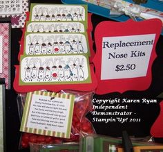 Karen's Cards n Stamps Stampin' Up! in Belleville On: Craft sale goodies and great Stampin' Up! Promotions