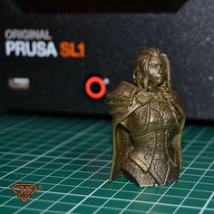 Daughter of the Sea printed by de3dprintman #prusasl1