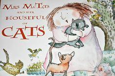 Mrs. McTats and her Houseful of Cats www.bibliotheeklangedijk.nl