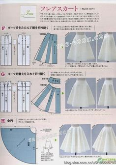 Free wrap skirt pattern summary more – Artofit Skirt Patterns Sewing, Clothing Patterns, Skirt Sewing, Diy Clothing, Sewing Clothes, Fashion Sewing, Diy Fashion, Grunge Fashion, Costura Fashion