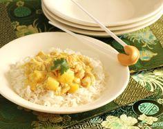 Thai Crock Pot Chicken