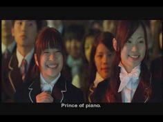 What an amazing piano battle!  Secret movie.