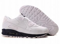 best website 03f58 e65ef Nike Air Max 90 Classic White Black