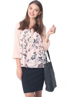 pink orchid blouse