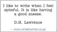 Quotable - D.H. Lawrence