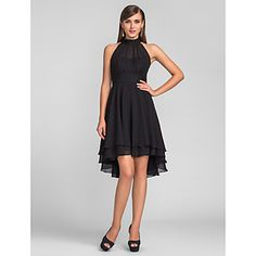 275934ce922f TS Couture® Cocktail Party   Wedding Party Dress - Black Plus Sizes    Petite A