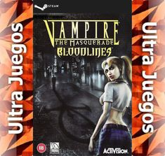 Vampire®: The Masquerade - Bloodlines™ (STEAM KEY) DIGITAL