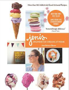 Splendid ice creams at home