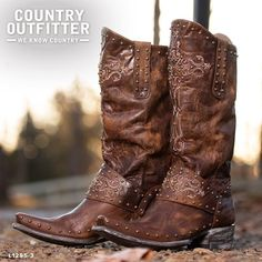 ❤ Cowgirl boots!