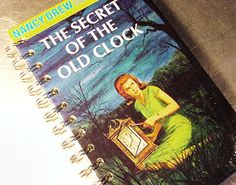 Journal Notebook NANCY DREW Secret of the Old by theChineseLaundry