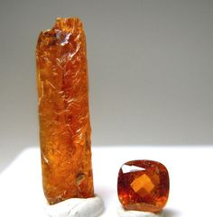 Orange Kyanite