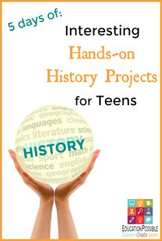 Very few middle school kids want to sit down and only read about history from a dry textbook. They want to get their hands dirty, build stuff, and really get a sense of what it was like to live during the time periods they're studying. Don't make history High School American History, Middle School History, American History Lessons, History Classroom, History Teachers, Teaching History, History Education, Physical Education, Special Education