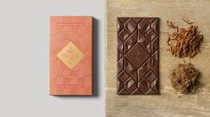 Beau Cacao Chocolate is Almost too Pretty to Eat (Almost) — The Dieline | Packaging & Branding Design & Innovation News
