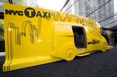 Nissan Presents 'Taxi of Tomorrow' in NY's Design Expo | Branding Magazine