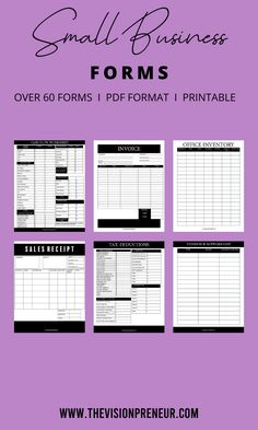 Creating A Business Plan, Start Up Business, Business Tips, Salon Business, Cleaning Business, Business Expense Tracker, Business Planner, Bookkeeping Business, Business Accounting