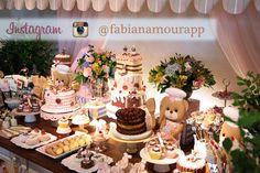 Tema Infantil Confeitaria dos Ursinhos Party kids Fabiana Moura - Projetos Personalizados