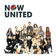 Now United - Who Would Think That Love album art X Love Now, That's Love, I Got This, Group Poses, Maria Clara, Bff, My Life, Album, The Unit