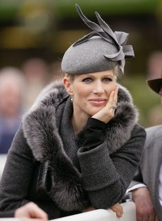 Image result for zara tindall hats
