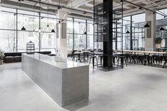 Gallery of Usine Restaurant / Richard Lindvall - 16