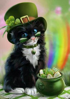 Happy St. Patrick's Day!   (no words)