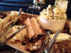 Artisan Cheese Board