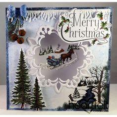Heartfelt Creations - Jingle Bell Christmas Project
