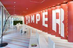 Camper store Soho, New York, 2012 - Shigeru Ban Architects