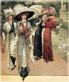Image result for 1912 fashion
