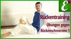 Rückentraining: Übungen gegen Rückenschmerzen (Teil 1)
