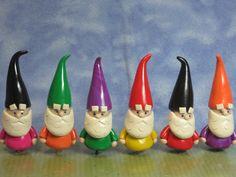 Gnome for Fairy Garden on Etsy - sooooo cute!