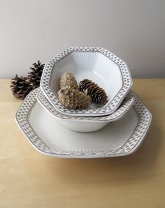 vintage adams english ironstone transferware sharon by ionesAttic, $68.00