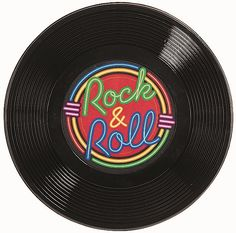 rock and roll | rock roll plastic molded record the rock roll plastic ...