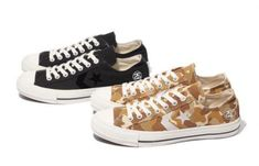 STUSSY DELUXE x CONVERSE CX-PRO OX 2nd sneaker
