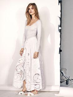 hm summer 2014 4 Mirte Maas Wears H&Ms Summer 2014 Collection