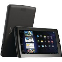 Coby offer Coby Kyros 7-Inch Android 4.0 4 GB Internet Tablet 16:9 Capacitive Multi-Touch Widescreen, Black MID7036-4. This awesome product currently limited units, you can buy it now for $149.99 $97.89, You save $52.1 New