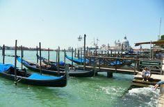 Port in Venice. Venice, Traveling, Boat, Viajes, Dinghy, Travel, Boats, Trips
