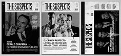 The Suspects - Crime Magazine on Student Show