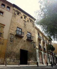 Casa de los Tiros (Granada, Andalusia)