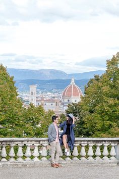The Best Places to Take Photos in Florence. | Travel + Vacation Photographer | Family Vacations | Engagement Proposals | Honeymoons | Anniversary Gifts | Bachelorette Ideas | Solo Traveller Tips | Flytographer captures your travel memories - everything from surprise proposals, honeymoons, family vacations, and more. Our photographers also act as informal tour guides and provide fun local tips to our customers, showing them an area of a city they may not have explored without Flytographer.