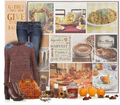 """""""Oh Give Thanks!!"""" by lashandanista on Polyvore"""