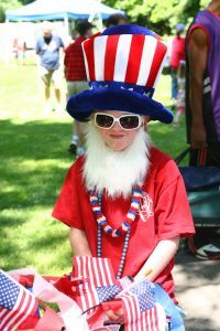 oldest 4th of july parade in america