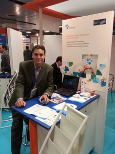 Stand NetDevices - Village IBM - Salon Mobility for Business