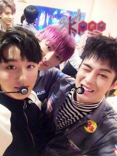 SF9 | Chani, Zuho, Dawon
