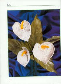 Flores em Crochê. - Edna parreira horta - Picasa Web Album