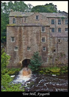 Yore Mill, Living History - Aysgarth, North Yorkshire