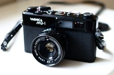 Follow My Pinterest: ~CameraCatherine~ Yashica MG-1