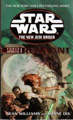 "Read ""Remnant: Star Wars Legends (The New Jedi Order: Force Heretic, Book I)"" by Sean Williams available from Rakuten Kobo. As the bloodied and weary galaxy faces battle once more, the Jedi take on the formidable task of bringing the last of th. Star Wars Books, Star Wars Art, Yuuzhan Vong, College Usa, State College, The Searchers, Star Wars Comics, Evergreen State, Disney Star Wars"