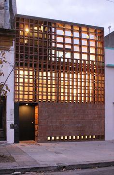 Imagem 7 de 17 da galeria de Casa de Tijolo / Ventura Virzi arquitectos. © Ventura Vizi