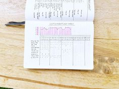 September 2020 Bullet Journal Set Up Monthly Bullet Journal Layout, Bullet Journal Set Up, Daily Page, My Calendar, Follow Me On Instagram, Lifestyle Blog, September, About Me Blog, Things To Come