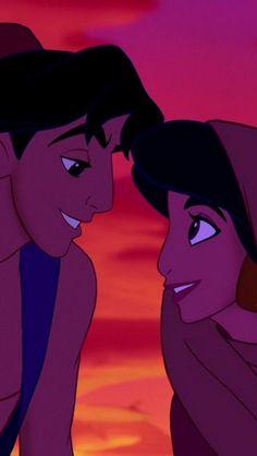 and Jasmine. Aladdin et Jasmine.Aladdin and Jasmine. Aladdin et Jasmine. Aladdin Wallpaper, Disney Phone Wallpaper, Cartoon Wallpaper, Disney Movie Scenes, Disney Movies, Disney And Dreamworks, Disney Pixar, Jasmine E Aladdin, Aladdin 1992